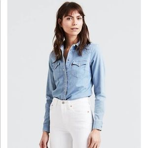 Levi's Tailored Fit Button Down